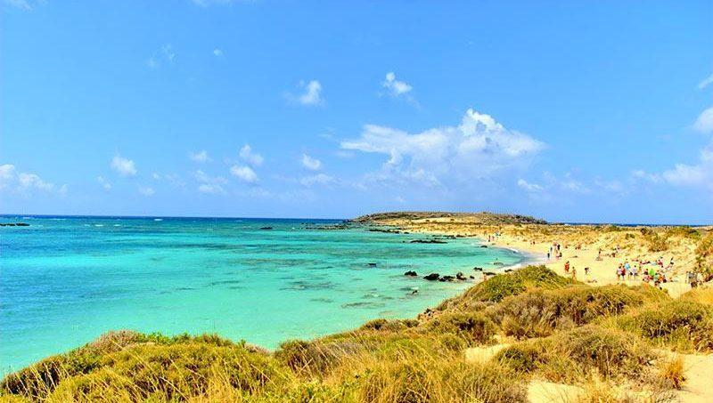 Elafonisi, Crete