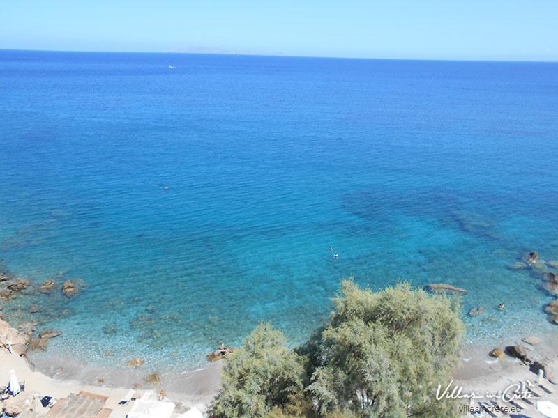 Helidoni beach in Heraklio Crete