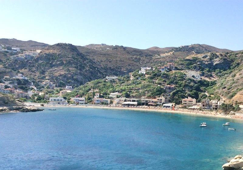 agia pelagia crete -holiday villas in crete