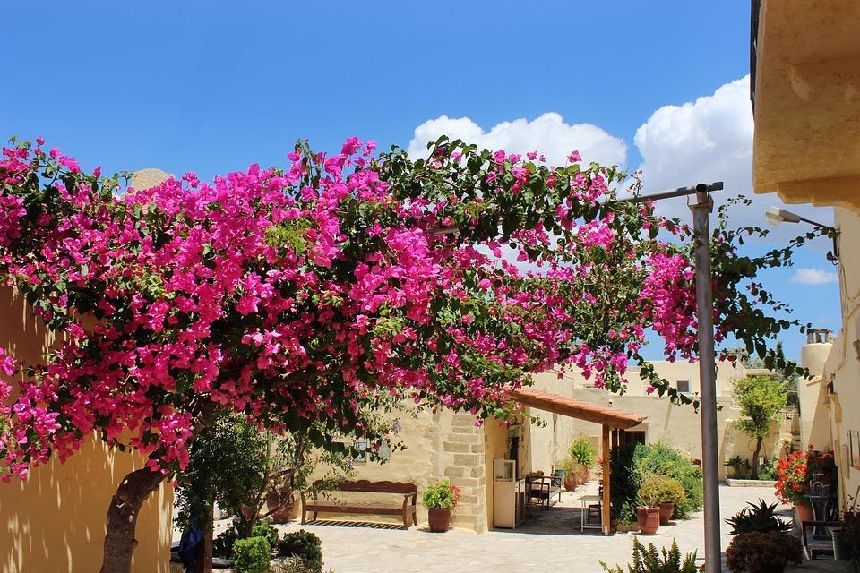 villas-crete- preveli - greece preveli - History and Natural Beauty Meet at Preveli, Crete
