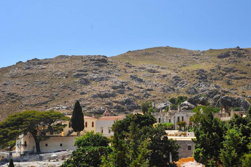 Preveli Monastery Crete - Preveli villas-crete- preveli - preveli monastery crete 423423 - History and Natural Beauty Meet at Preveli, Crete