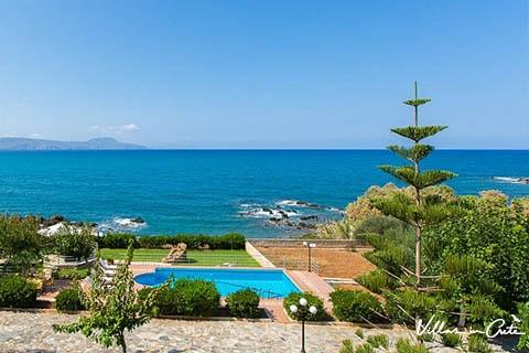 Beachfront villas in Crete-for-rent-- villas-crete- villas in crete to rent - beachfront villas crete for rent  - Why Book a villa in Crete with Us?