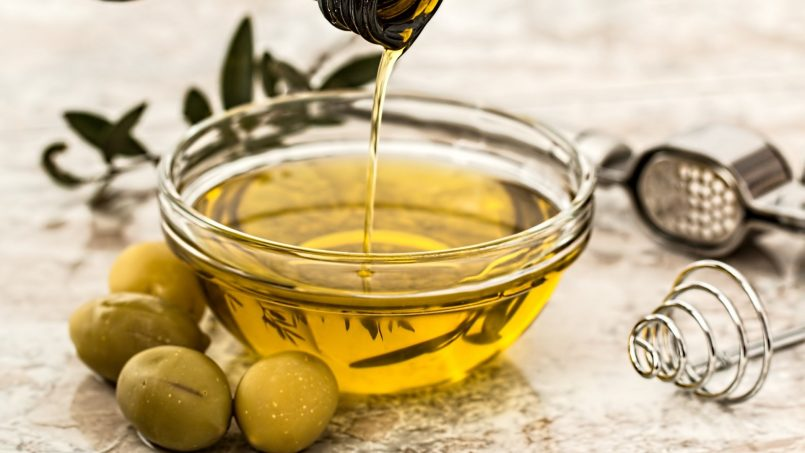 A brief history of olives…