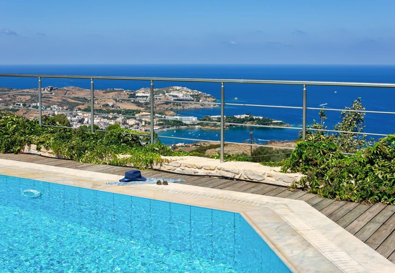 Holiday villa in Agia Pelagia Crete. Villas in Crete